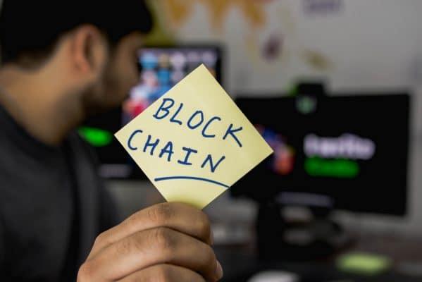 quantum coding blockchain